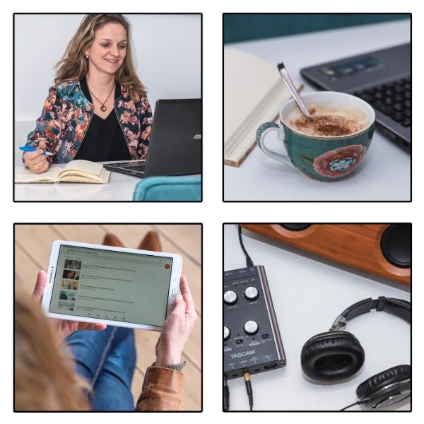 Voice-over vrouw Nienke van der Haak demos