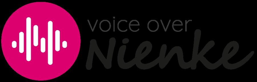 Voice-over Nienke logo